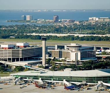10 Best No. 10 Tampa International Airport (TPA)