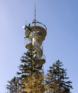 Jubiläumswarte Lookout Tower, Vienna