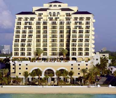 view of The Atlantic Hotel in Fort Lauderdale, FL