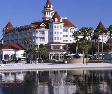 Disney's Grand Floridian Resort & Spa, Orlando, FL