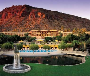The Phoenician at the foot of the mountain in Scottsdale, AZ