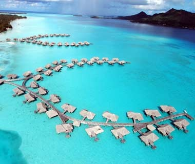 InterContinentalBora Bora Resort and Thalasso Spa, Bora-Bora, FrenchPolynesia