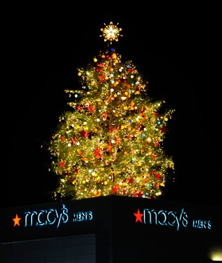 Macy's Great Tree, Atlanta
