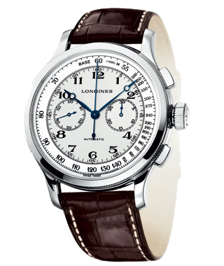 Longines Atlantic Voyage Watch