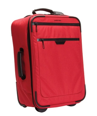 Lands' End Rolling Suitcase
