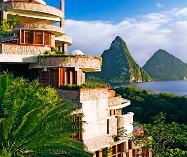 #11Jade Mountain (94.91)St. Lucia