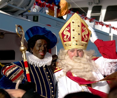 Zwarte Piet, Belgium, the Netherlands