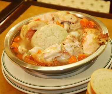 Americas best comfort foods travel leisure chicken soup forumfinder Image collections