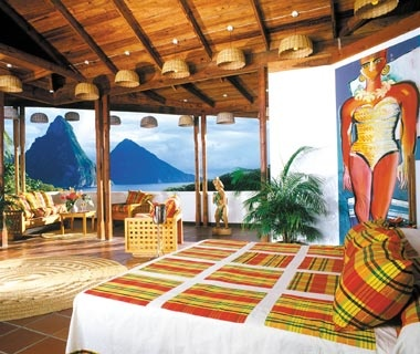 No. 20 Anse Chastanet ResortSt. Lucia