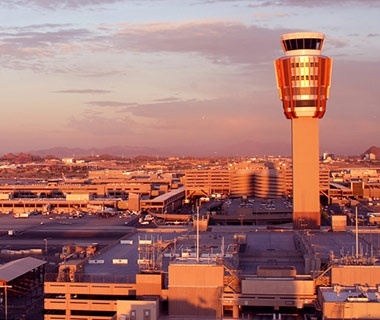 No. 8: Phoenix Sky Harbor