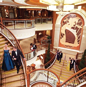 A Day On The Queen Elizabeth Cruise Ship Travel Leisure