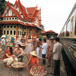 Eastern & Oriental Express, train, Southeast Asia