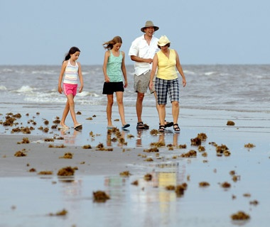 Beaches, Bikes, and Boats on Galveston Island, TX