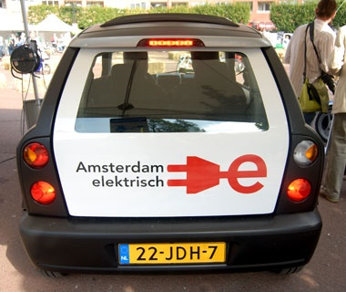 Amsterdam: Electric Cars
