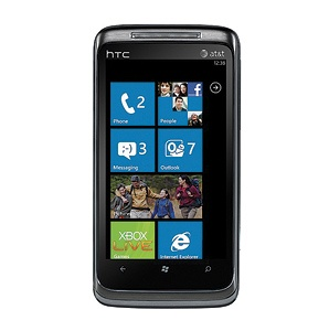 Windows Phone 7, operating system, HTC Surround. phone