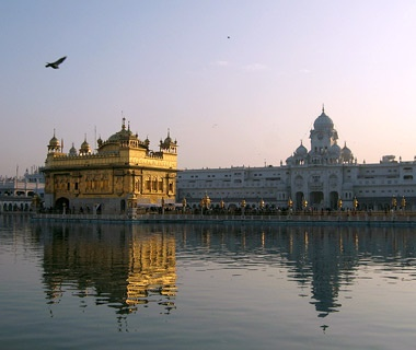The Golden Temple,Amritsar, India