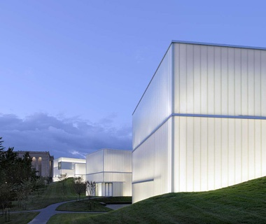 Nelson-Atkins Museum's Bloch Building, Kansas City, MO