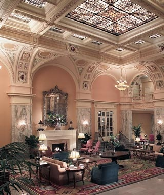 No. 14: The Hermitage Hotel, Nashville