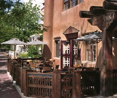 No. 20: Rosewood Inn of the Anasazi, Santa Fe