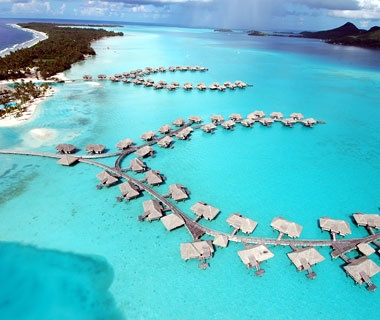 No. 20 InterContinental Bora Bora Resort &Thalasso Spa, Bora Bora