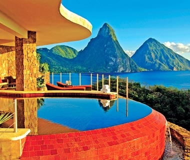 No. 2 Jade Mountain, St. Lucia