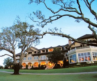 No. 13 Lodge at Sea Island Golf Club,GA