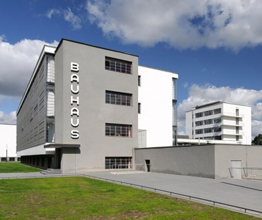 The Bauhaus, Dessau, Germany