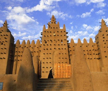 Great Mosque, Djenne, Mali