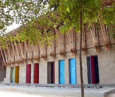 Hand-Made School, Rudrapur, Bangladesh