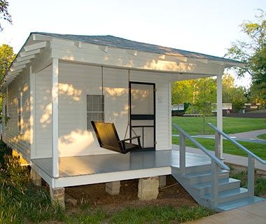 Elvis's Birthplace, Tupelo, MS