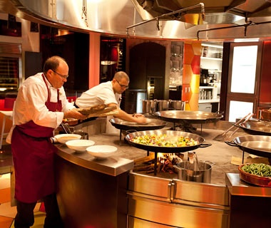Las Vegas S Best Restaurants Travel Leisure