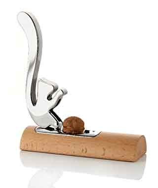 nut cracker at Alessi factory store