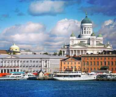 affordable travel to Helsinki, Finland