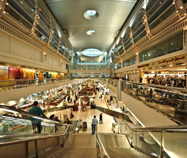 Dubai International Airport, Dubai  Terminal 3