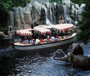 Jungle Cruise (Disneyland, Magic Kingdom)