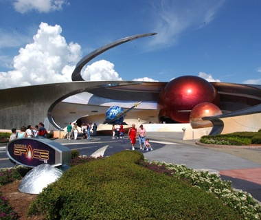 Mission: SPACE (Epcot)