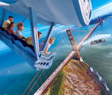 Soarin' (Epcot and Disney's California Adventure)