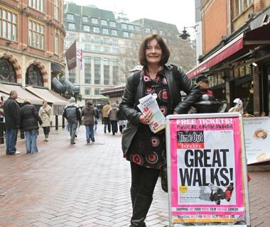 Karen Pierce-Goulding History Tours in London