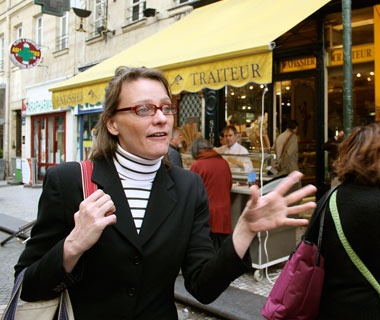 Carolin Young Food Culture in Paris