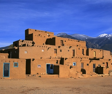 America 39 s coolest houses travel leisure - Pueblo adobe houses property ...