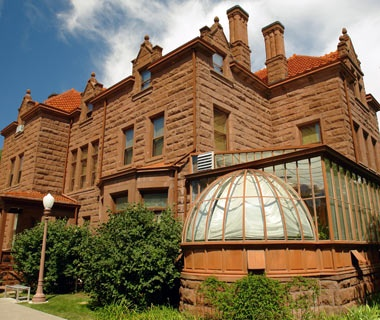 Moss Mansion, Billings, MT