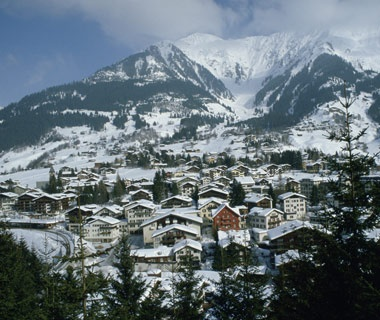 Klosters, The Swiss Alps Prince Charles