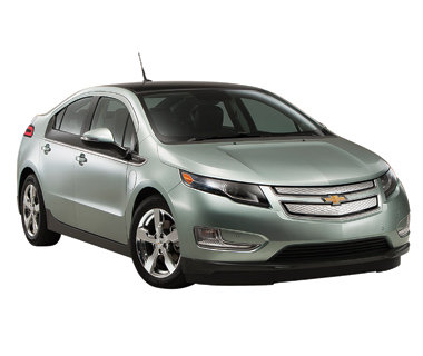 Rental Car: Chevrolet Volt