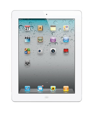 Tablet: Apple iPad 2