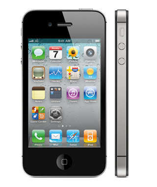 Smartphone: Apple iPhone 4