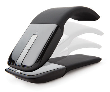 Mouse: Microsoft Arc Touch Mouse