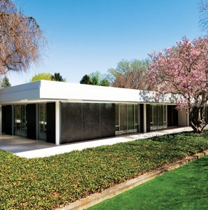 America S Most Significant Modernist House Travel Leisure