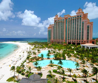 Jewel & Ty Murray — The Cove Atlantis, Paradise Island, Bahamas