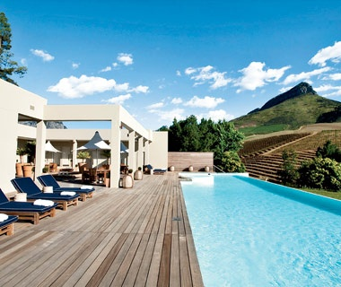 Delaire Graff Lodges & Spa, Stellenbosch, South Africa