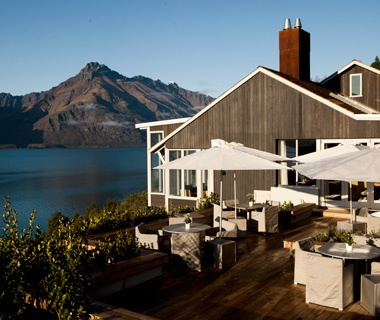 Matakauri Lodge, Queenstown, New Zealand